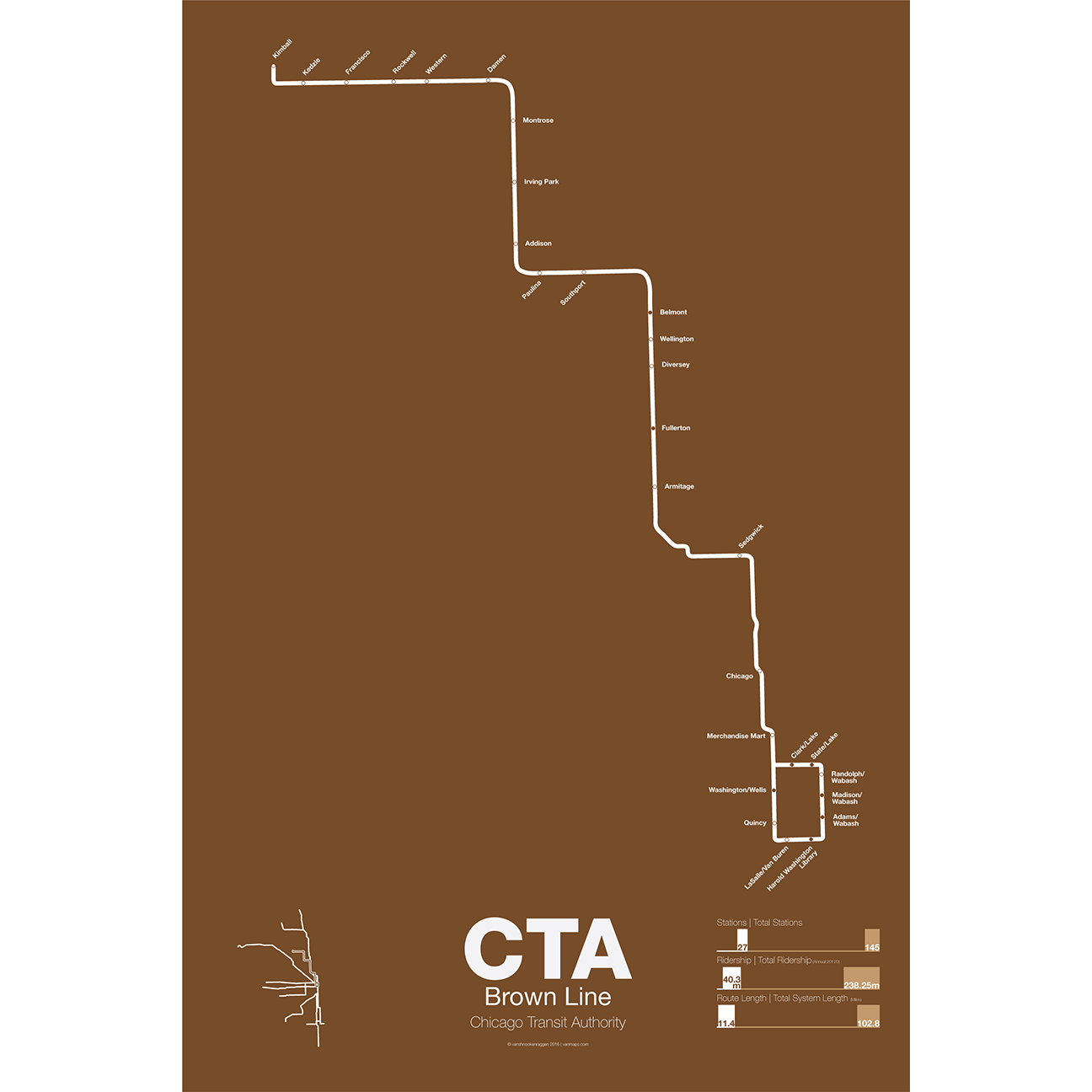 cta chicago map with Cta Brown Line on 4467 Chicago Skyline Mecca Of The World moreover 244812929716593851 additionally 6413070061 together with Royalty Free Stock Images Metro Line Subway Train Image15137909 likewise Cta Brown Line.
