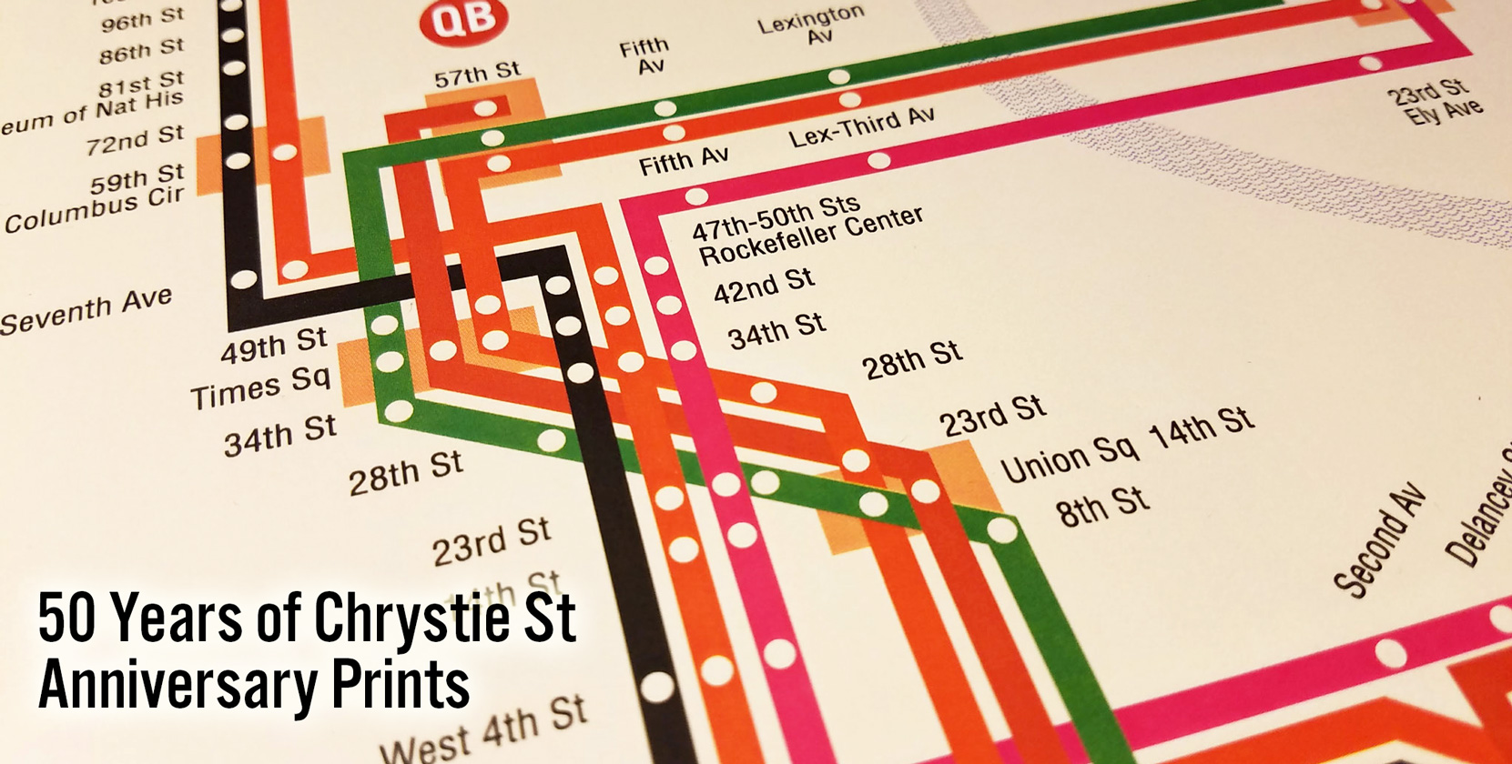 but the simple subway map condenses this information to show subway lines as simple single colored lines and stations as simple dots